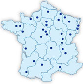image carte des formations